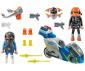 Конструктор за деца Галактическо полицейско колело Playmobil 70020 thumb 2