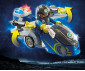 Конструктор за деца Галактическо полицейско колело Playmobil 70020 thumb 3
