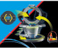 Конструктор за деца Сейф с таен код Playmobil 70022 thumb 5