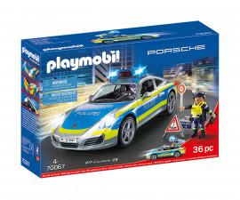 Детски конструктор Playmobil - 70067, серия Porsche