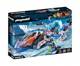 Детски конструктор Playmobil - 70230, серия Top Agents