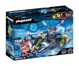 Детски конструктор Playmobil - 70232, серия Top Agents