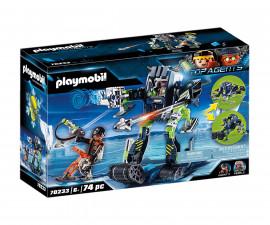 Детски конструктор Playmobil - 70233, серия Top Agents