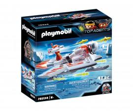 Детски конструктор Playmobil - 70234, серия Top Agents