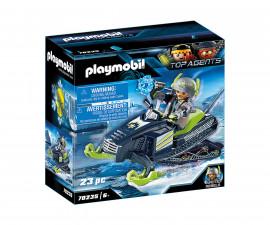 Детски конструктор Playmobil - 70235, серия Top Agents