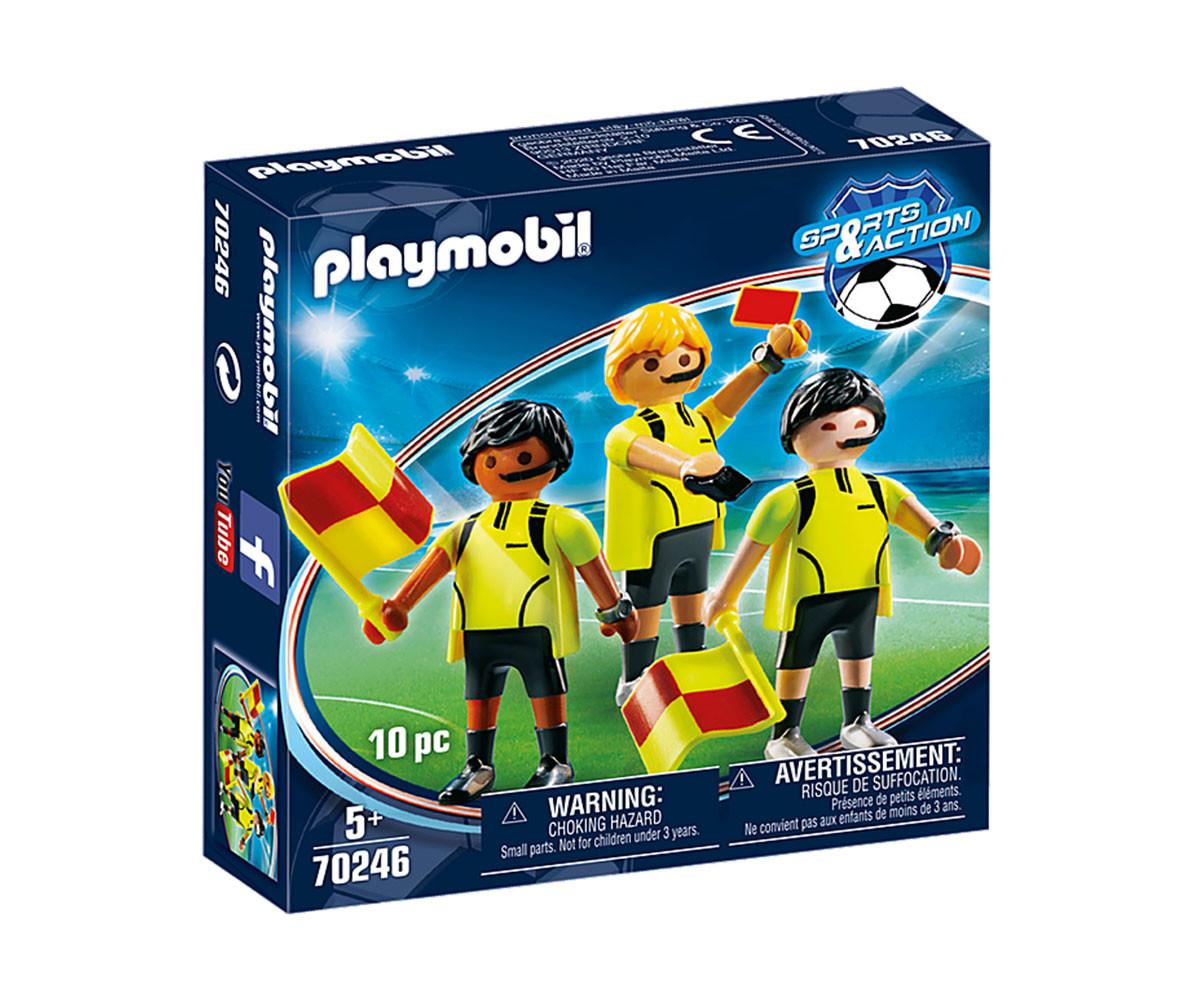 Конструктор за деца Съдии Playmobil 70246