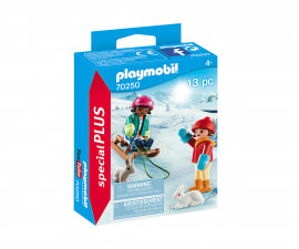 Детски конструктор Playmobil - 70250, серия Special Plus