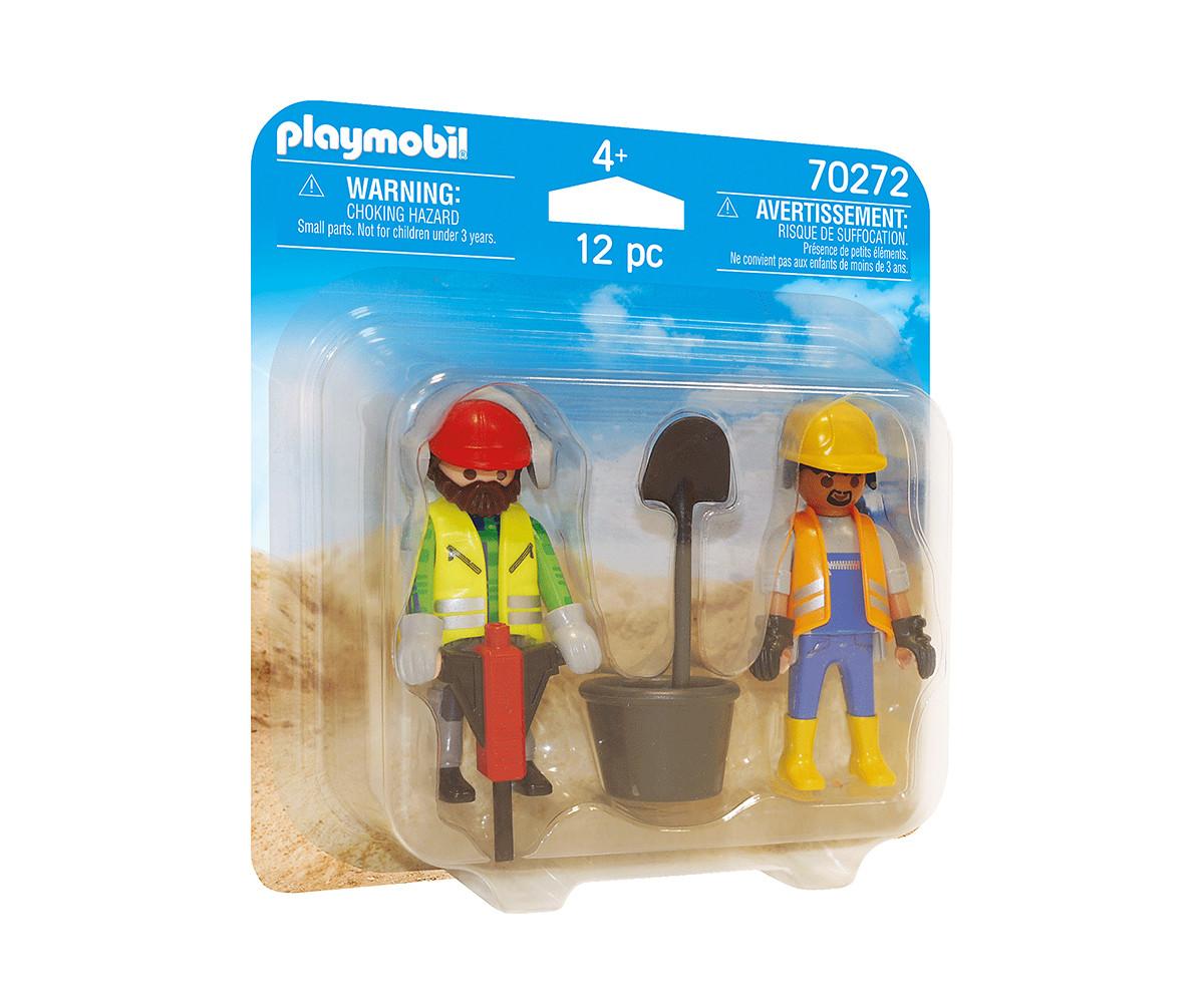 Детски конструктор Playmobil - 70272, серия City Action