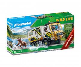 Детски конструктор Playmobil - 70278, серия Wild Life