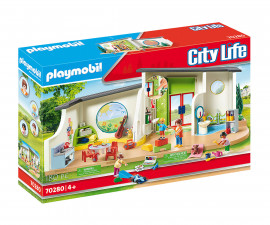 Детски конструктор Playmobil - 70280, серия City Life