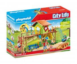 Детски конструктор Playmobil - 70281, серия City Life