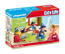 Детски конструктор Playmobil - 70283, серия City Life