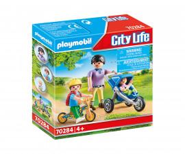 Детски конструктор Playmobil - 70284, серия City Life
