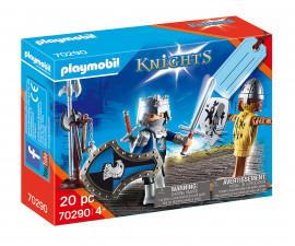 Детски конструктор Playmobil - 70290, серия Knights