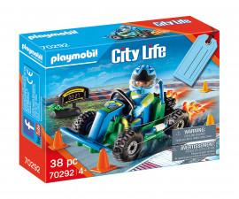 Детски конструктор Playmobil - 70292, серия City Life