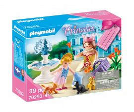 Детски конструктор Playmobil - 70293, серия Princess
