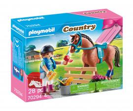 Детски конструктор Playmobil - 70294, серия Country