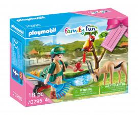 Детски конструктор Playmobil - 70295, серия Family Fun