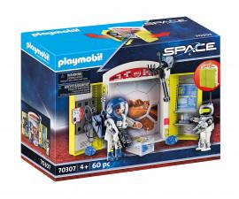 Детски конструктор Playmobil - 70307, серия Space