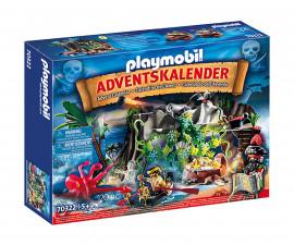 Детски Коледен Календар Playmobil 70233 - Коледен календар Пирати