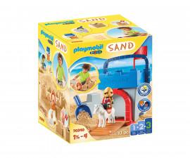 Детски конструктор Playmobil - 70340, серия 1-2-3