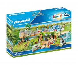 Детски конструктор Playmobil - 70341, серия Family Fun