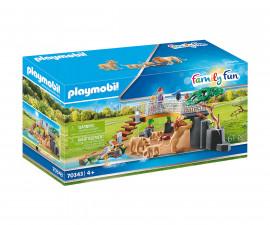 Детски конструктор Playmobil - 70343, серия Family Fun