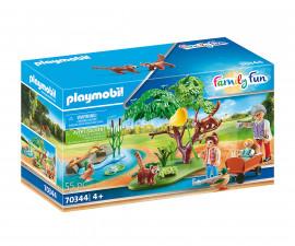 Детски конструктор Playmobil - 70344, серия Family Fun