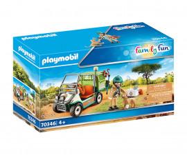Детски конструктор Playmobil - 70346, серия Family Fun
