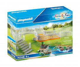 Детски конструктор Playmobil - 70348, серия Family Fun