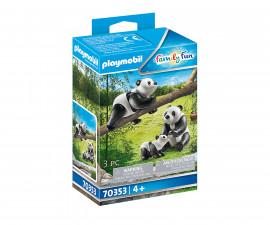 Детски конструктор Playmobil - 70353, серия Family Fun