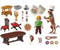 Конструктор за деца Скуби Ду: Вечеря с Шаги Playmobil 70363 thumb 2