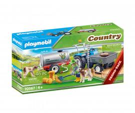 Детски конструктор Playmobil - 70367, серия Country
