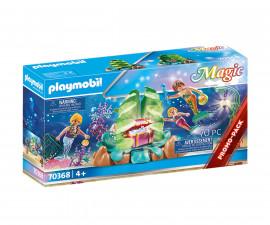 Детски конструктор Playmobil - 70368, серия Magic