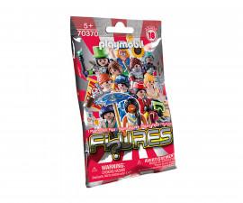 Детски конструктор Playmobil - Фигури момичета - 70370, серия Figures