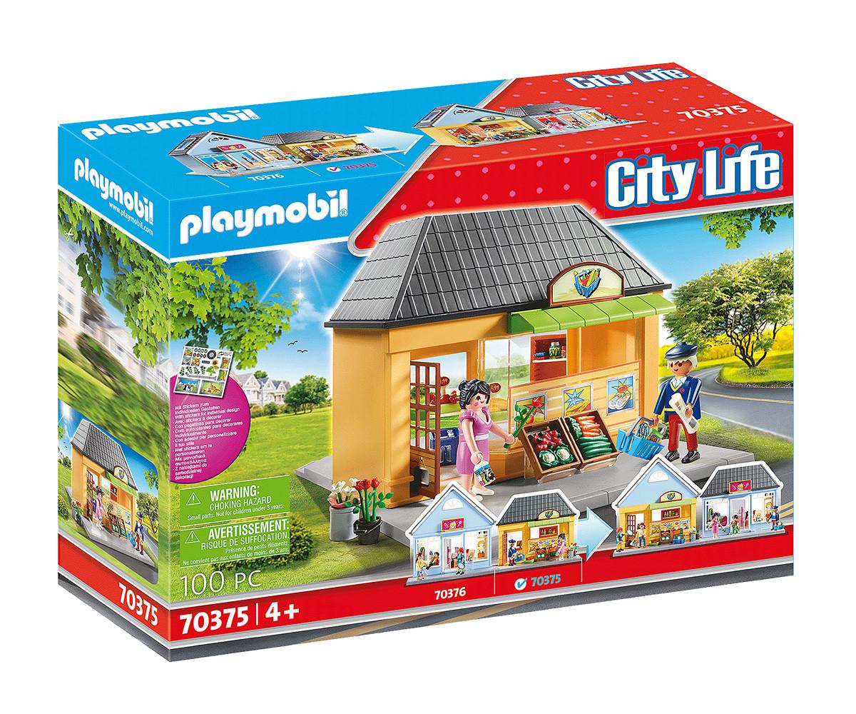 Детски конструктор Playmobil - 70375, серия City Life