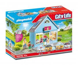 Детски конструктор Playmobil - 70376, серия City Life