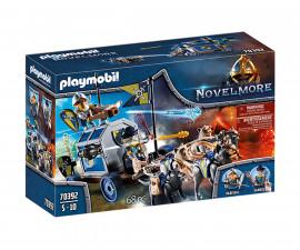 Конструктор за деца Транспорт на съкровищата на Новелмор Playmobil 70392