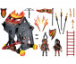 Конструктор за деца Рицарите от Бърнам: Огнен таран Playmobil 70393 thumb 2