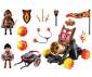 Конструктор за деца Рицарите от Бърнам: Катапулт Playmobil 70394 thumb 2