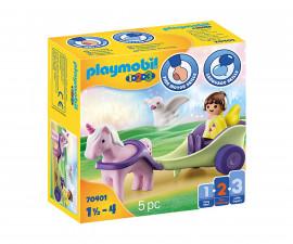 Детски конструктор Playmobil - 70401, серия 1-2-3