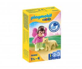 Детски конструктор Playmobil - 70403, серия 1-2-3