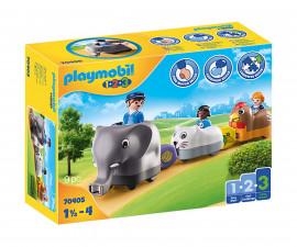 Детски конструктор Playmobil - 70405, серия 1-2-3