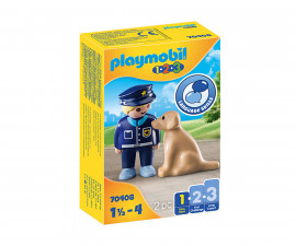 Детски конструктор Playmobil - 70408, серия 1-2-3