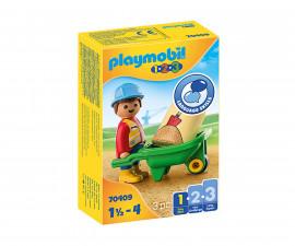 Детски конструктор Playmobil - 70409, серия 1-2-3