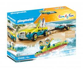 Детски конструктор Playmobil - 70436, серия Family Fun
