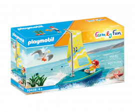 Детски конструктор Playmobil - 70438, серия Family Fun