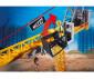 Конструктор за деца Кран със строителна кула Playmobil 70441 thumb 3