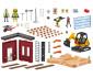 Конструктор за деца Мини екскаватор със строителна площадка Playmobil 70443 thumb 2