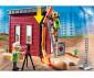 Конструктор за деца Мини екскаватор със строителна площадка Playmobil 70443 thumb 3